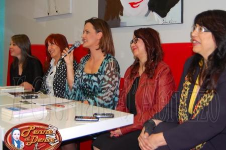 Prima edizione 'PENNE al DENTE' happening con giovani scrittori