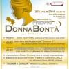 Premio DONNA Bontà 2014