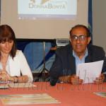 conf. stampa Premio DONNA Bontà 2014